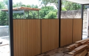 AYC Fence Panel Clear