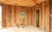 Antique Barn Brown Board Siding A