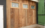 Antique Barn Brown Board Siding B