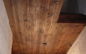 Antique Barn Siding Ceiling Panel